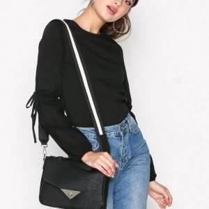 Vero Moda Vmzazza Cross Over Bag Olkalaukku Musta
