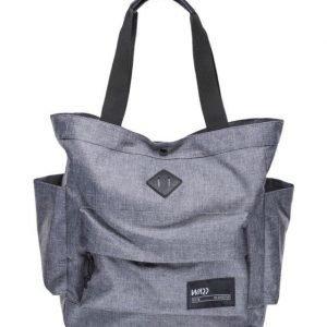 Warp Warp 3x3 Tote Bag laukku