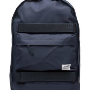 WeSC Hannu Backpack Navy Blazer reppu