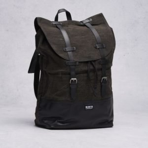 William Baxter William Baxter Kirk Backpack Black
