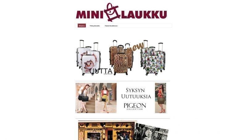 Laukkukauppa Jyväskylä